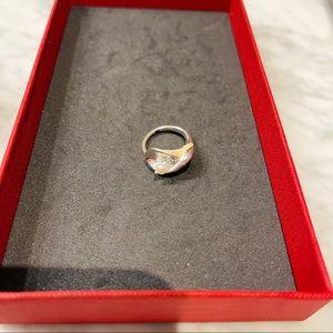 Pilgrim Callalily Flower Ring